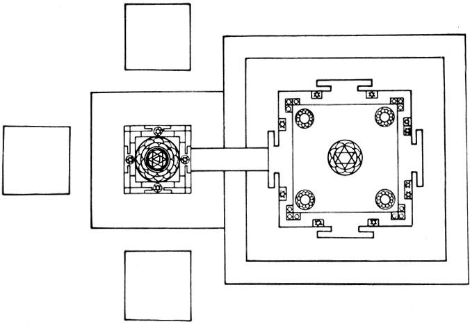 Схема построения плана
